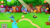 Jungle Doctor Adventure. Care of Animals. Learning With Animals doctor. Game App for kids .
