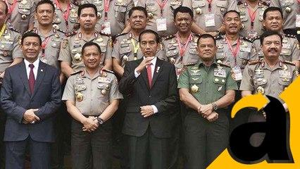 Rapat Pimpinan (Rapim) Polri 2017