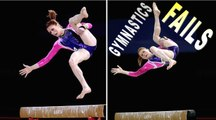 Olympics Fails - Gymnastics Fails Compilation Video. Huge Compilation!