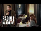 Making of Radin ! avec Dany Boon : Jouer avec Dany