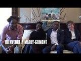 L'équipe de Bienvenue à Marly-Gomont présente le film