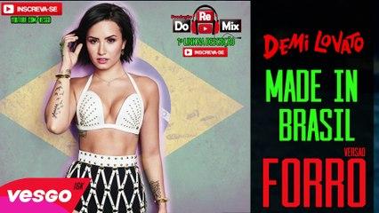 Demi Made in USA VERSÃO FÓRRO