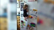 Des gamins très très agile... Compilation d'exploits d'enfants