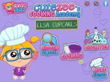 Baby Hazel Game Movie - Cutezee's Cooking Academy Elsa Cupcakes - New Movies new