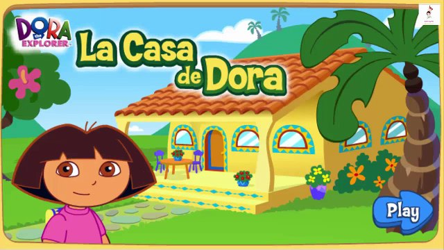 Doras House Game - La Casa De Dora - Kid Games