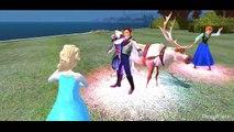 Nursery Rhymes Disney Frozen Lightning McQueen Colors Disney Cars (Nursery Rhymes) Kids Songs