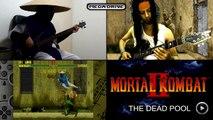 Mortal Kombat II - The Dead Pool (Genesis Ver.)  FreePlay