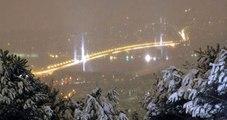 Meteoroloji Alarm Verdi! İstanbul'da Akşam Saatlerinde Kar Yağışı Artacak