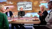 Charlotte de Turckheim raconte comment elle a tourné malgré elle dans un film - Regardez