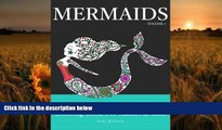 FREE [DOWNLOAD] Mermaids: Coloring Book for Adults   Kids (Mermaid Coloring Book Series) (Volume