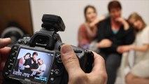 Shooting mère/filles avec Thierry Navarro, photographe professionnel partenaire de LaShootingBOX