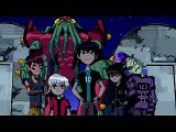 Ben 10- Omniverse - The Evil Bens Vs The Good Bens -
