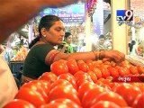 Bharuch farmers worried as tomato prices crash to Rs 1.50 per kg - Tv9 Gujarati