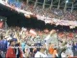 Hinchada de Independiente vs. huracan