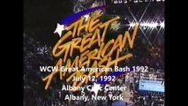 WCW The Great American Bash 1992 Trailer