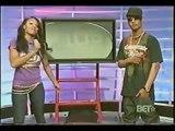 T.I.P. & Meagan Good Host BET 106 & Park (2007)