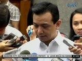 24 Oras: Debate ni VP Binay at Sen. Trillanes, target isagawa sa November 10