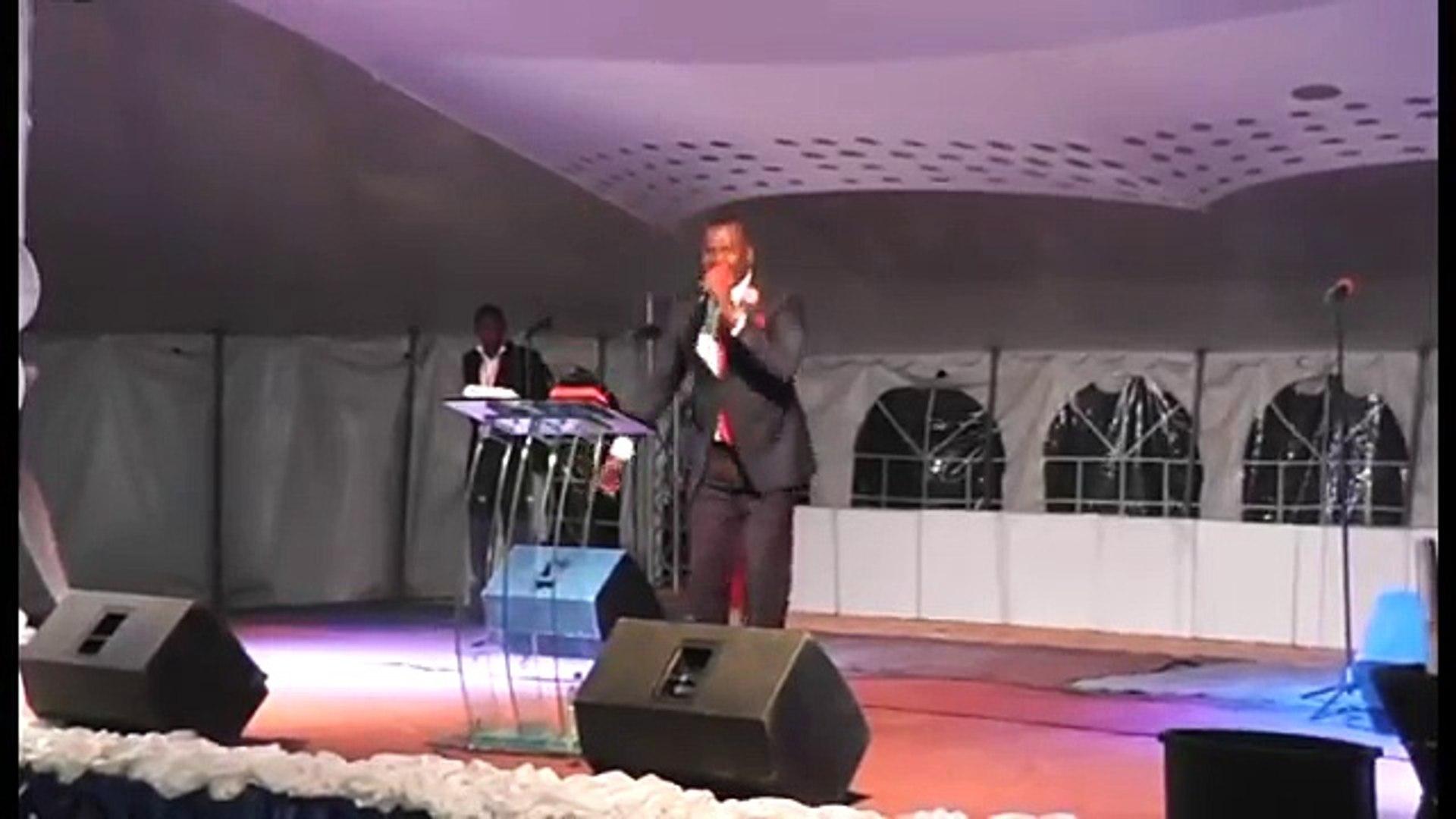 The Name Above All Names- Rev O. Sasa