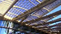 Le pôle culturel de la Canopée des Halles
