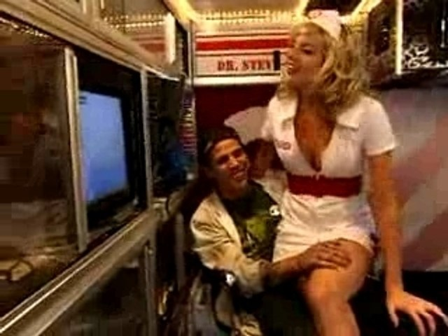 Leaked Clip - Trishelle in Nurse Outfit with Steve-O
