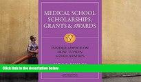Audiobook  Medical School Scholarships, Grants   Awards: Insider Advice on How to Win Scholarships