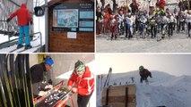 Ski alpin, ski de fond, saut: une journée au Markstein
