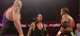 WWE Raw | The Undertaker & John Cena vs DX vs Jeri-Show | Triple Threat Match | Undertaker Raw