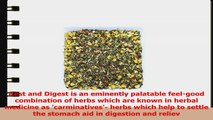 Rest  Digest Calming Herbal Loose Tea  Chamomile  Peppermint  Relax Tea 8oz  220g 8c90e7d9