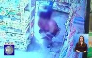 Cámaras de seguridad captaron el instante en que mujeres se sustraían productos de supermercado