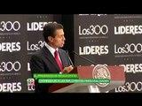 Pati Chapoy fue reconocida entre las 300 líderes de México