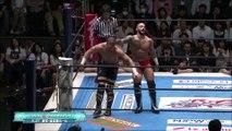 NJPW Will Ospreay vs Ricochet