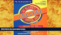 PDF [FREE] DOWNLOAD  The Ultimate College Survival Guide Fourth Edition (Ultimate College Survival