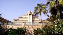 Scariest Water Slide in The world - Tower of Neptune Slide at Aquaventure Water Park Dubai
