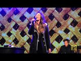 Sara Bareilles Previews Emotional Waitress Tunes in Outdoor Mini-Concert