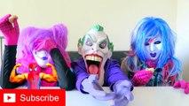 Spiderman vs Frozen Elsa vs Joker Squad! Oreo Challenge! - Funny Superheroes