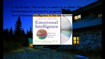 Download Emotional Intelligence: Why it can matter more than IQ ebook PDF