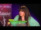 Exclusiva: Paty Chapoy entrevistó a Verónica Castro por su regreso al teatro