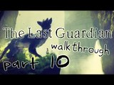 The Last Guardian Walkthrough Part 10 (PS4) No Commentary