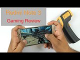 Xiaomi Redmi Note 3 Gaming Review & Overheating Check! (GTA San Andreas, MC5, NOVA3, Asphalt8)