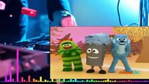 Yo Gabba Gabba Season 2 Episode 4 Green