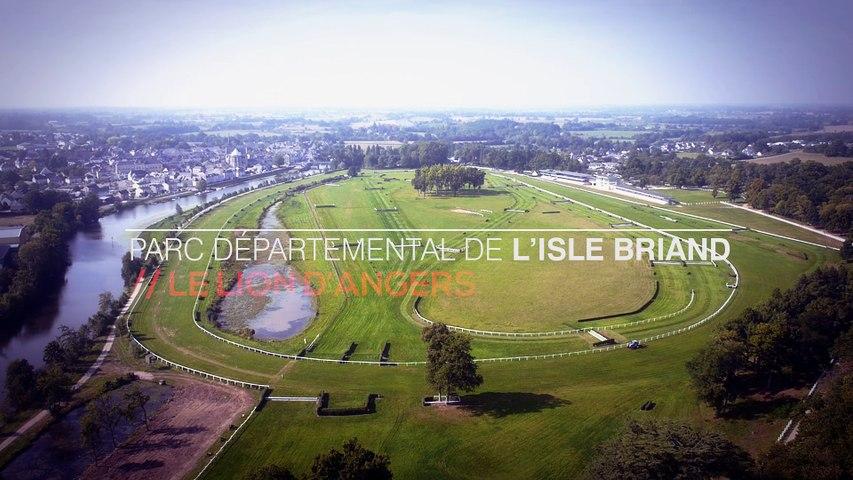 Parc départemental de l'Isle-Briand