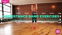9 Resistance Band Exercises For Total-Body Strength Training(720p)