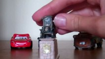 Maters Tall Tales Cars Stanley Lizzie Lightning McQueen and Mater from Disney Time Travel Mater