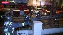 Un centre pour travailleurs migrants incendié à Boulogne