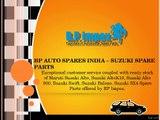 Widest Range Of Spares For Suzuki Vehicles | BP Auto Spares India
