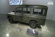 Auto come opere d'arte, ci ha pensato Keith Haring