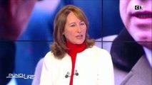Punchline : Ségolène Royal a conseillé François Hollande sur le choix de Bernard Cazeneuve