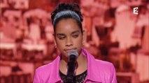 Amanda, France 2   les larmes dAmanda Scott en écoutant la chanson de Jane Constance