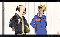 Elections TPE CFDT - Les salariés du BTP et les conditions de travail et de sécurité