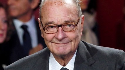 Chirac, prochain prix Nobel de la paix ?